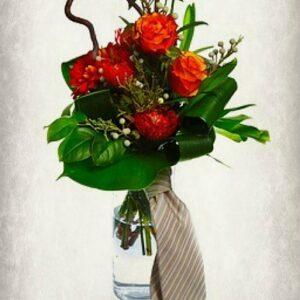 valentine flowers for man