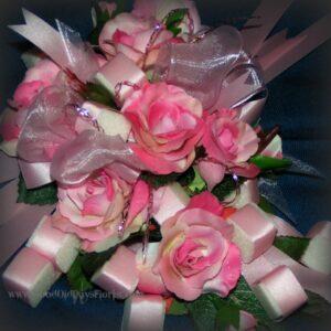 sweet sixteen quinceanara corsage