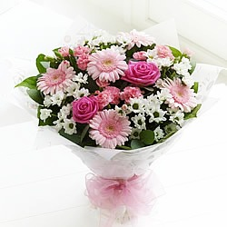 bouquet for daughter