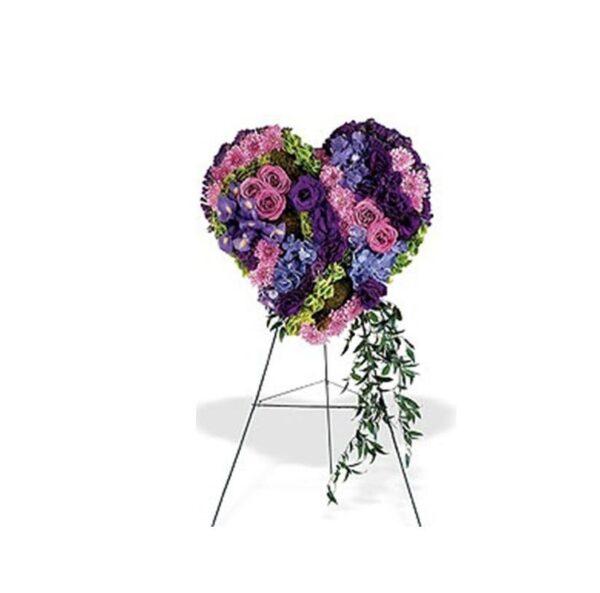 purple heart sympathy