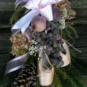 sugar plum fairy bouquet
