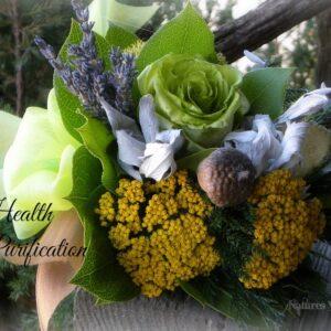 health bouquet